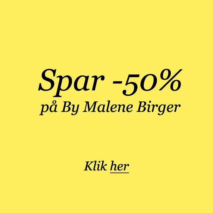 Malene Birger sale